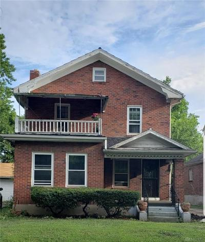 Dayton Single Family Home For Sale: 302 Norman Avenue