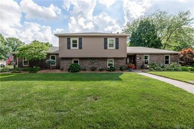 Montgomery County Single Family Home For Sale: 815 Fernshire Drive