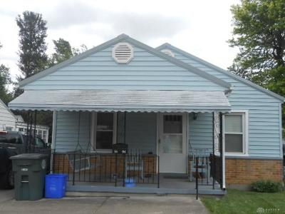 Dayton Single Family Home For Sale: 1604 Russet Avenue