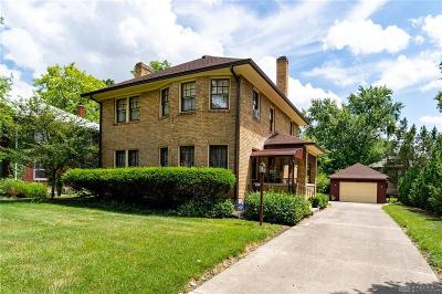 Dayton Single Family Home For Sale: 730 Kenilworth Avenue