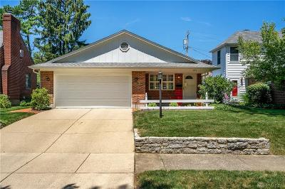 Dayton Single Family Home For Sale: 815 Warrington Place