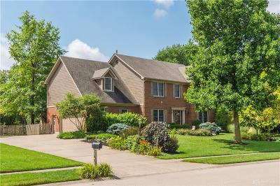 Montgomery County Single Family Home For Sale: 1184 Quiet Brook Trail