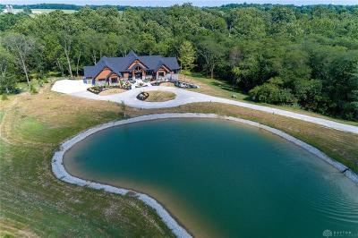 Troy Single Family Home For Sale: 3601 Lefevre Road