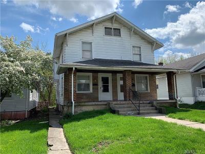 Dayton Multi Family Home Pending/Show for Backup: 52 Sandhurst Drive