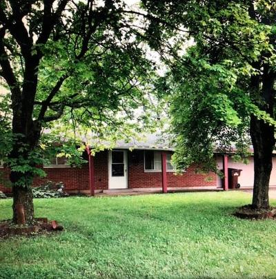 Union Single Family Home For Sale: 607 Morning Glory Lane