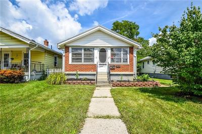 Dayton Single Family Home For Sale: 2419 Fauver Avenue