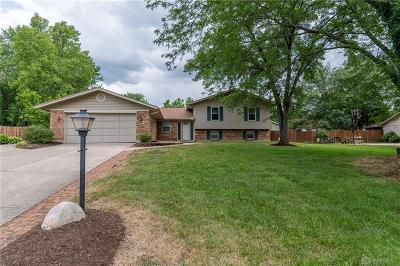 Montgomery County Single Family Home For Sale: 8841 Windbluff