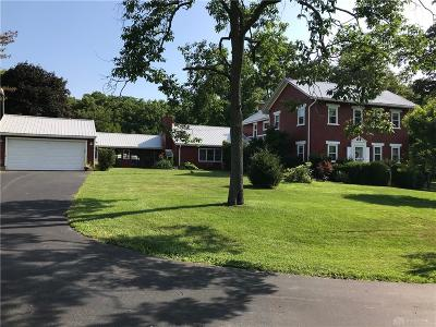 Montgomery County Single Family Home Pending/Show for Backup: 8211 Diamond Mill Road