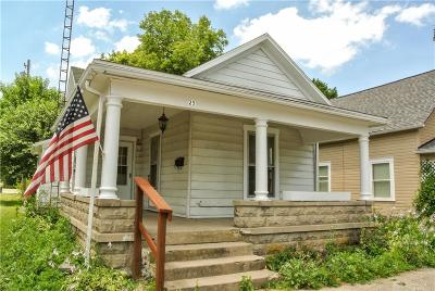 West Milton Single Family Home For Sale: 25 Main Street