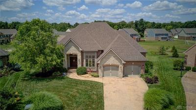 Montgomery County Single Family Home For Sale: 8700 Dijon Court