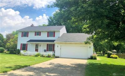 Troy Single Family Home For Sale: 2305 Rockingham Drive