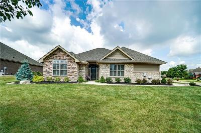 Montgomery County Single Family Home For Sale: 824 St Simon Lane