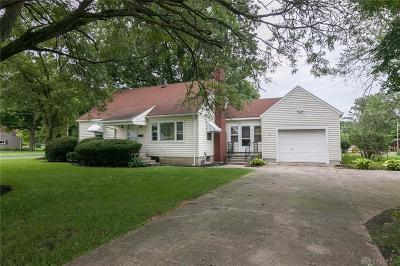 Union Single Family Home Pending/Show for Backup: 218 Martindale Road