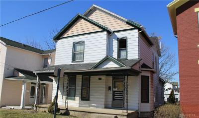 Dayton Multi Family Home For Sale: 51 Centre Street