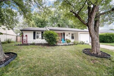 Montgomery County Single Family Home For Sale: 206 Hillcrest Drive