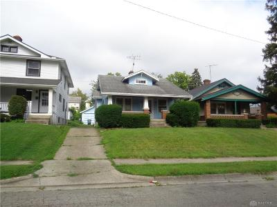 Dayton Single Family Home For Sale: 1935 Emerson Avenue