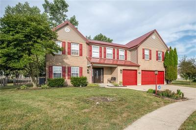 Dayton Single Family Home For Sale: 6903 Coburn Court
