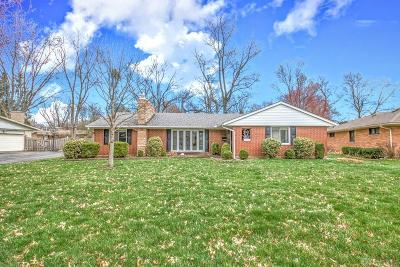 Montgomery County Single Family Home For Sale: 4832 Judith Drive