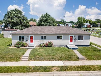 Montgomery County Multi Family Home For Sale: 827-829 Sennett Street