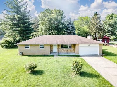 Dayton Single Family Home For Sale: 4155 Carondelet Drive