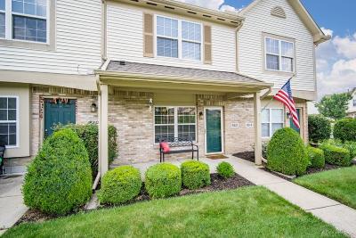 Montgomery County Condo/Townhouse For Sale: 9312 Captiva Bay Drive