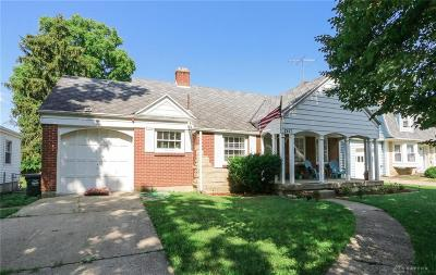 Dayton Single Family Home For Sale: 2417 Lynn Avenue