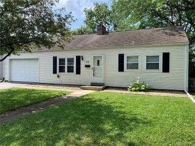 Vandalia Single Family Home For Sale: 538 Kirkwood Drive
