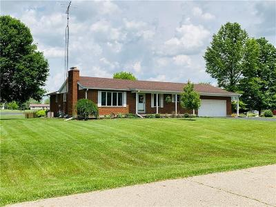 Springfield Single Family Home For Sale: 4422 Cedar Hills Avenue
