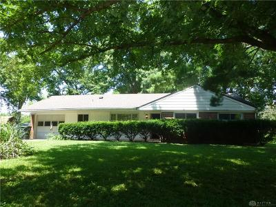 Montgomery County Single Family Home For Sale: 481 Willowhurst Drive