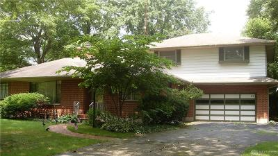 Dayton Single Family Home For Sale: 89 Winnet Drive