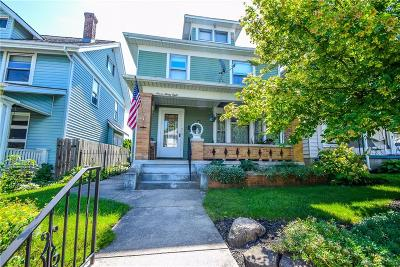 Dayton Single Family Home For Sale: 738 Carlisle Avenue
