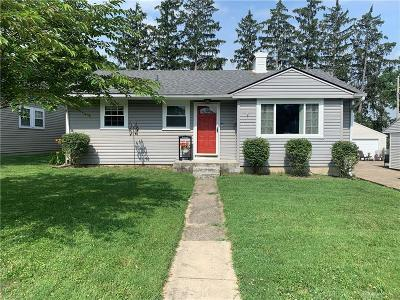 Montgomery County Single Family Home For Sale: 459 8th Street