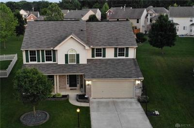 Tipp City Single Family Home For Sale: 1926 Cider Mill Way