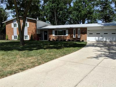 Montgomery County Single Family Home For Sale: 115 Woodfield Place