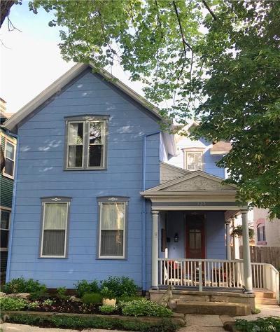 Dayton Single Family Home For Sale: 527 Adams Street