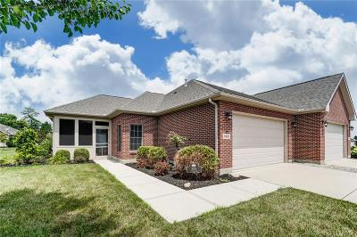 Tipp City Single Family Home For Sale: 585 Storm Court