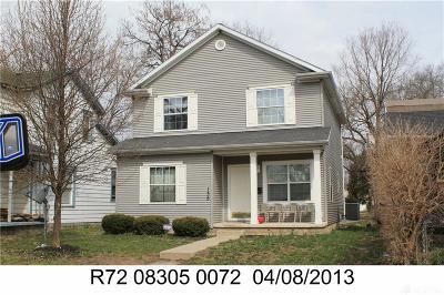 Dayton Multi Family Home For Sale: 135 Edison Street