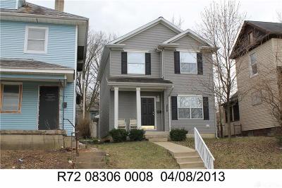Dayton Multi Family Home For Sale: 328 Edison Street