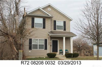 Dayton Multi Family Home For Sale: 323 Mathison Street
