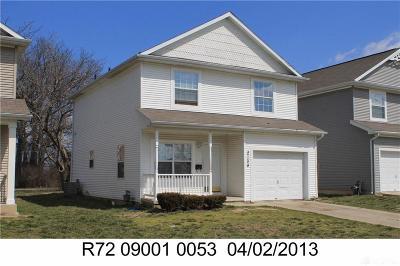 Dayton Multi Family Home For Sale: 2109 Howell Avenue