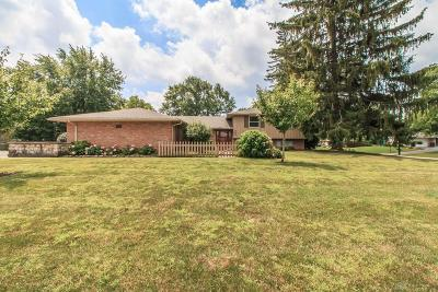 Dayton Single Family Home For Sale: 500 Kitts Hill Court