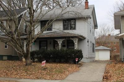 Dayton Single Family Home Pending/Show for Backup: 517 Kenilworth Avenue