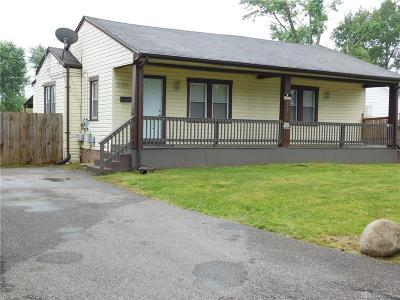 Dayton Single Family Home For Sale: 2136 Lodell Avenue