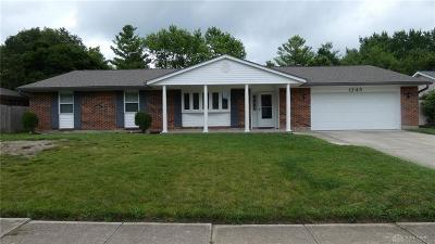 Troy Single Family Home For Sale: 1245 Northbrook Lane