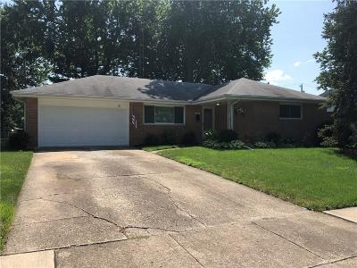 Troy Single Family Home For Sale: 763 Dorset Road