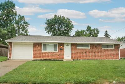 Huber Heights Single Family Home For Sale: 6233 Longford Road