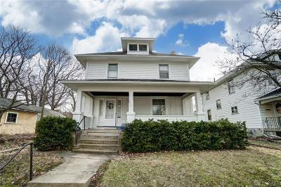 Dayton Single Family Home For Sale: 214 Kenilworth Avenue