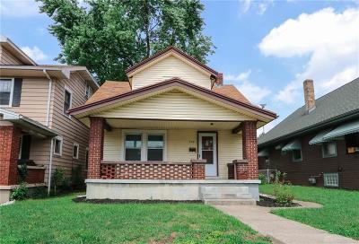 Dayton Single Family Home For Sale: 226 Watervliet Avenue