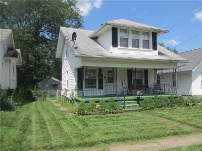 Dayton Single Family Home For Sale: 1821 King Avenue
