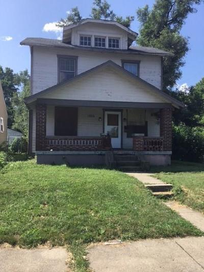 Dayton Single Family Home For Sale: 1466 Tampa Avenue
